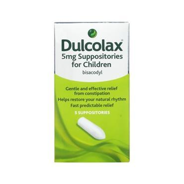 Dulcolax Suppositories For Children