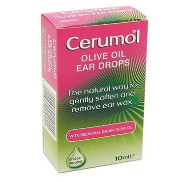 Cerumol Olive Ear Drops