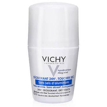 Vichy 24 Hour Dry Touch Deoderant 50ml