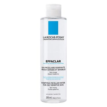 LA ROCHE POSAY Sensitive Skin Micellar Solution 200ml