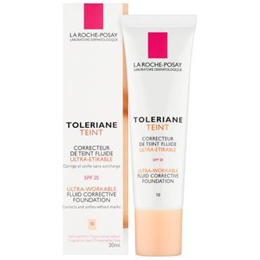 LA ROCHE POSAY Toleriane Foundation Fluid 10 Ivory 30ml