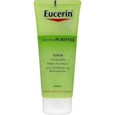 Eucerin Dermo Purifying Scrub 100ml