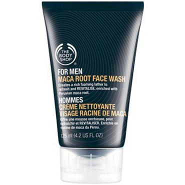THE BODY SHOP Maca Root Face Wash For Men