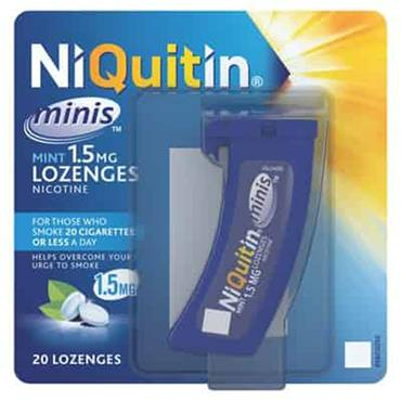 Niquitin 1.5MG Mini Lozenge