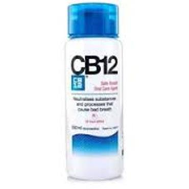 CB12 MOUTHWASH WASH MINT