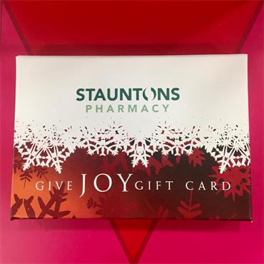 €50 Stauntons Gift Card