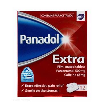 Panadol Extra Tabs