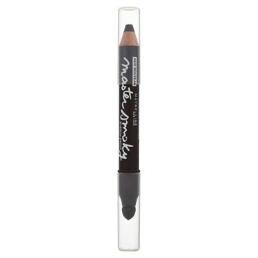 Maybelline Master Smoky Shadow Pencil Smoky Black