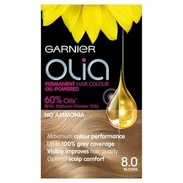 Garnier Olia 8.0 Blonde