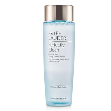 Estee Lauder Perfectly Clean Multi-Action Hydrating Toning Lotion/Refiner 200ml