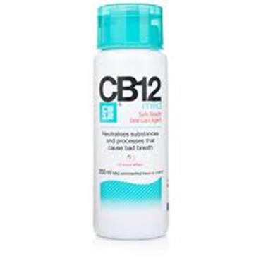 CB12 MOUTHWASH MILD