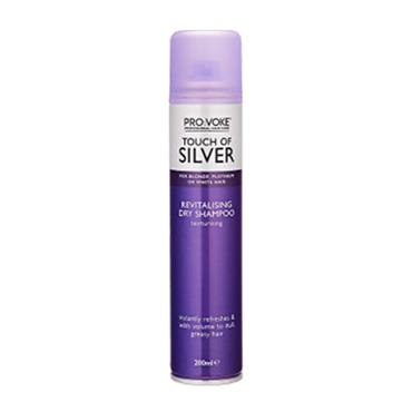 Pro:Voke Touch Of Silver Dry Shampoo 200ml