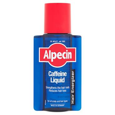 ALPECIN CAFFEINE LIQUID SOLUTION - 200ML