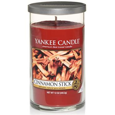 Yankee Candle Cinnamon Stick Pillar Medium
