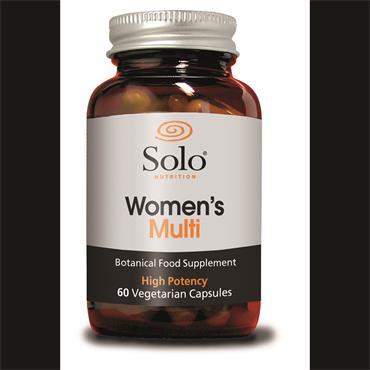 Solo Women Multi 60 Capsules