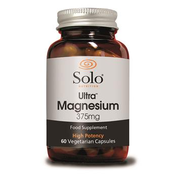 Solo Ultra Magnesium 60 Capsules