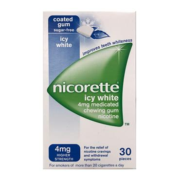 Nicorette Icy White 4mg
