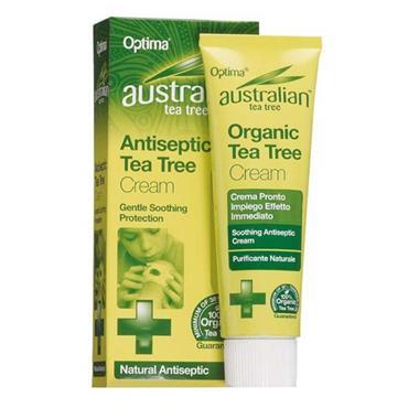 Australian Tea Tree Antiseptic Tea Tree Cream 50ml