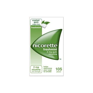 Nicorette Freshmint 2mg