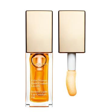 Clarins Instant Light Comfort Oil 01 Honey