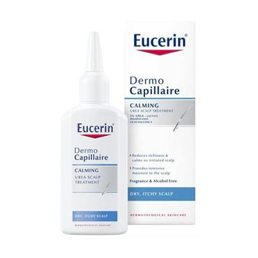 Eucerin Dermo Capillaire Calming Urea Scalp Treatment 100ml