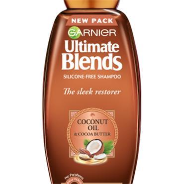 Garnier Ultimate Blends Frizzy Shampoo