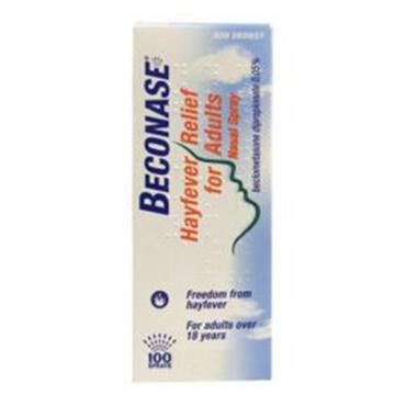Beconase Nasal Spray
