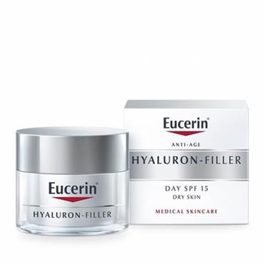 Eucerin Hyaluron-Filler Day SPF 15 50ml