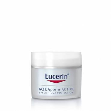 Eucerin AQUAporin Active With SPF 25 50ml