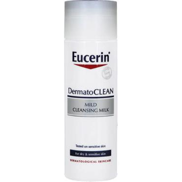 Eucerin Dermato Clean Mild Cleansing Milk 200ml