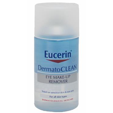 Eucerin Dermato Clean Waterproof Eye Make-up Remover 125ml