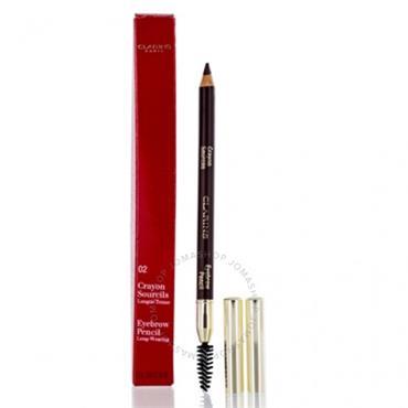 CLARINS Eyebrow Pencil 02 Light Brown