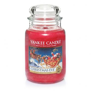 Yankee Candle Christmas Eve Jar Large