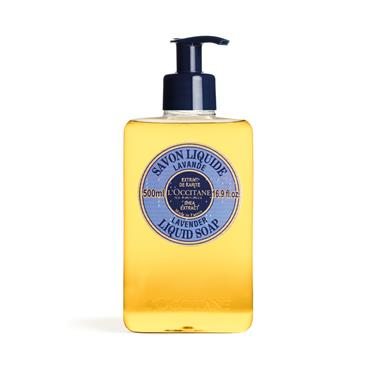 L'Occitane Lavender Liquid Soap 250ml