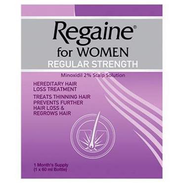 Regaine for Women 1 Month Supply