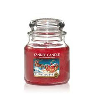 Yankee Candle Christmas Eve Jar Medium