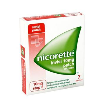Nicorette Patch 10mg/16hours 7's