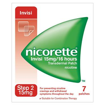 Nicorette Patch 15mg/16hours 7's