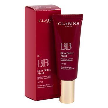 CLARINS BB Detox Fluid 02 Medium