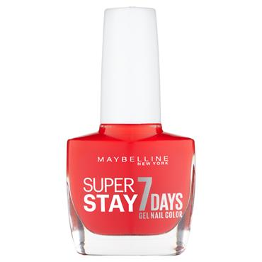 Maybelline SuperStay 7 Days Gel Nail Polish Blood Orange