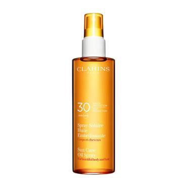 Clarins Sun Oil Spray SPF 30