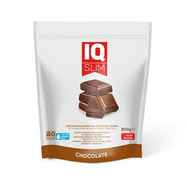 IQ SLIM CHOCOLATE 800g
