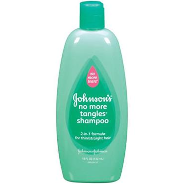 JOHNSONS NO MORE TANGLES SHAMPOO