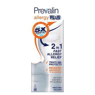 Prevalin Allergy Plus
