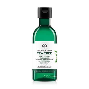 THE BODY SHOP Tea Tree Skin Clearing Facial Wash 250ml