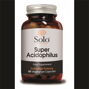 Solo Super Acidophilus 60 Capsules