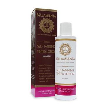 Bellamianta Self Tanning Tinted Lotion Medium 150ml