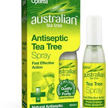 Australian Tea Tree Tea Tree Spray 30ml