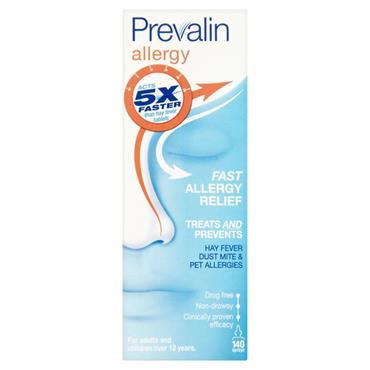 Prevalin Allergy Spray