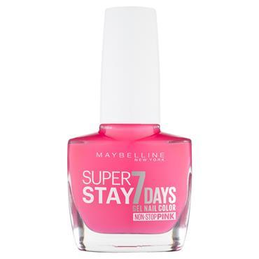 Maybelline SuperStay 7 Days Gel Nail Polish Magenta Surge